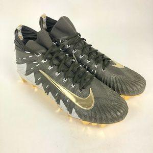 Nike Alpha Menace Elite Football Cleat 14 Olive